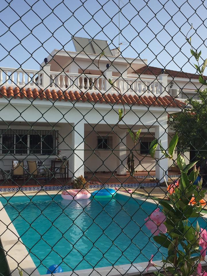 Huset m pool
